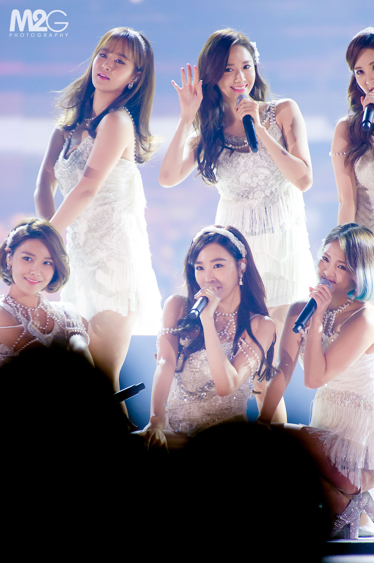 Girls Generation KBS Music Festival 2015