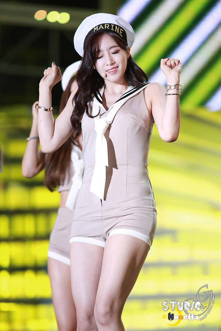 Tara Eunjung Marine style performance