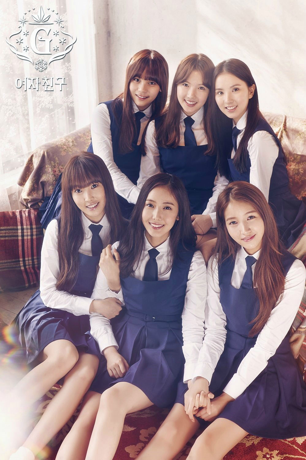 GFriend Snowflake Korean mini album