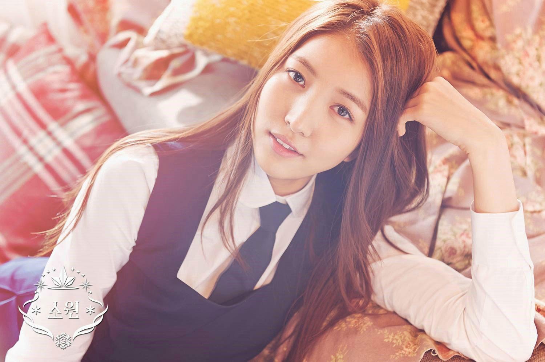 GFriend Sowon Snowflake mini album