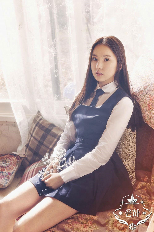 GFriend Eunha Snowflake mini album