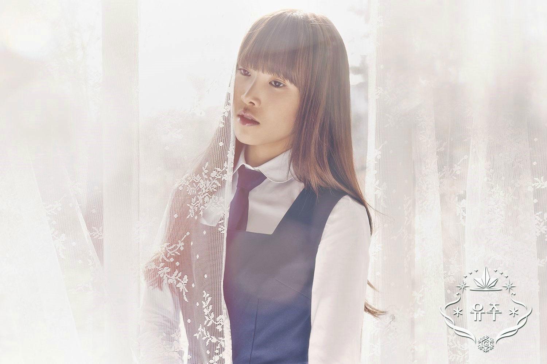 GFriend Yuju Snowflake mini album