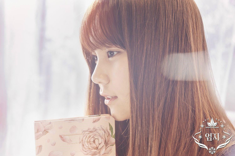 GFriend Umji Snowflake mini album