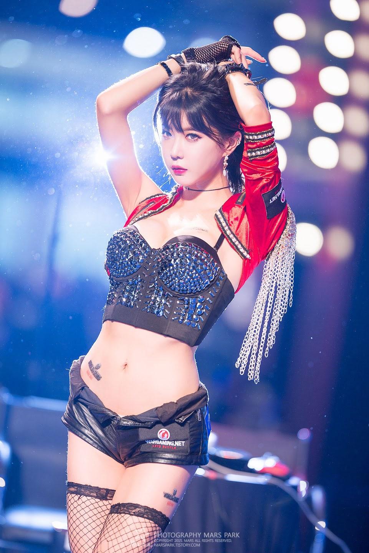Heo Yun Mi GSTAR 2015 WarGaming