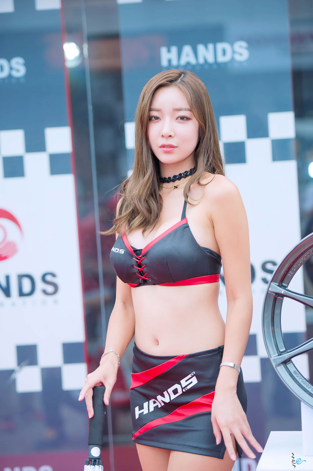 Kim Ha Na Hands Motorsport Festival 2015