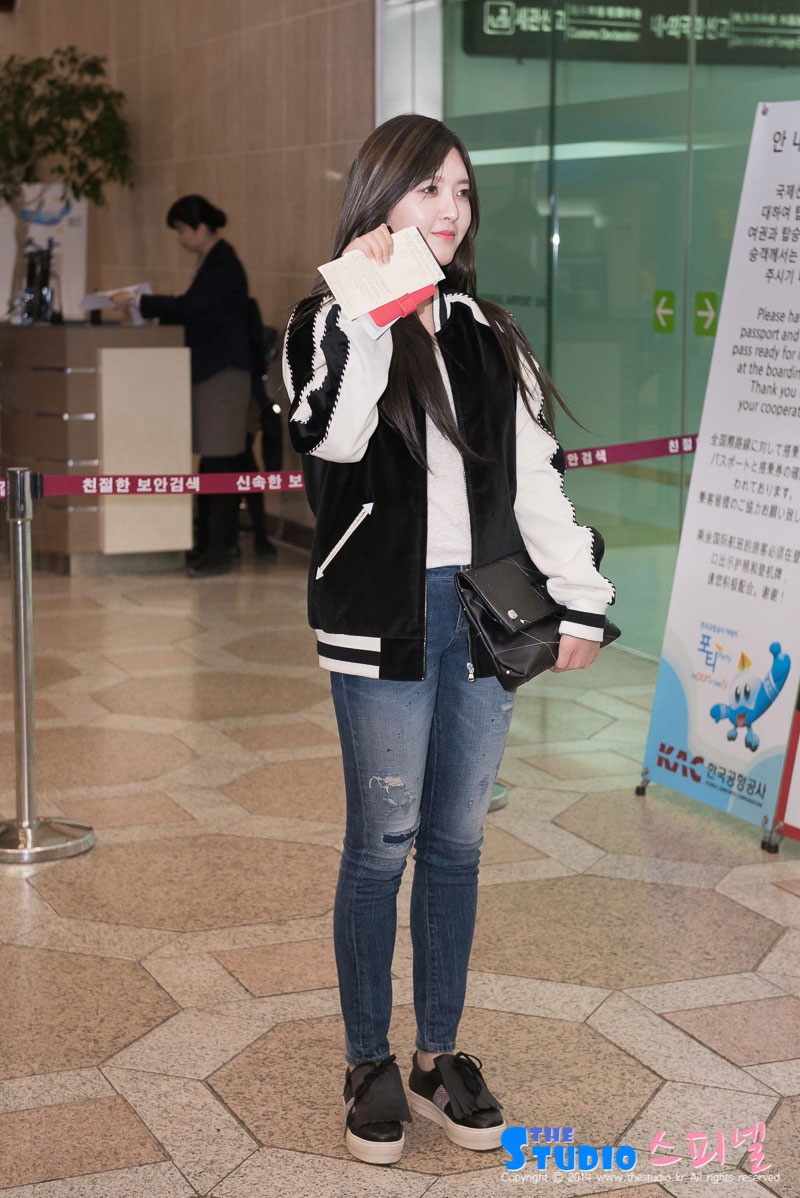 AOA Chanmi Gimpo Airport to Japan
