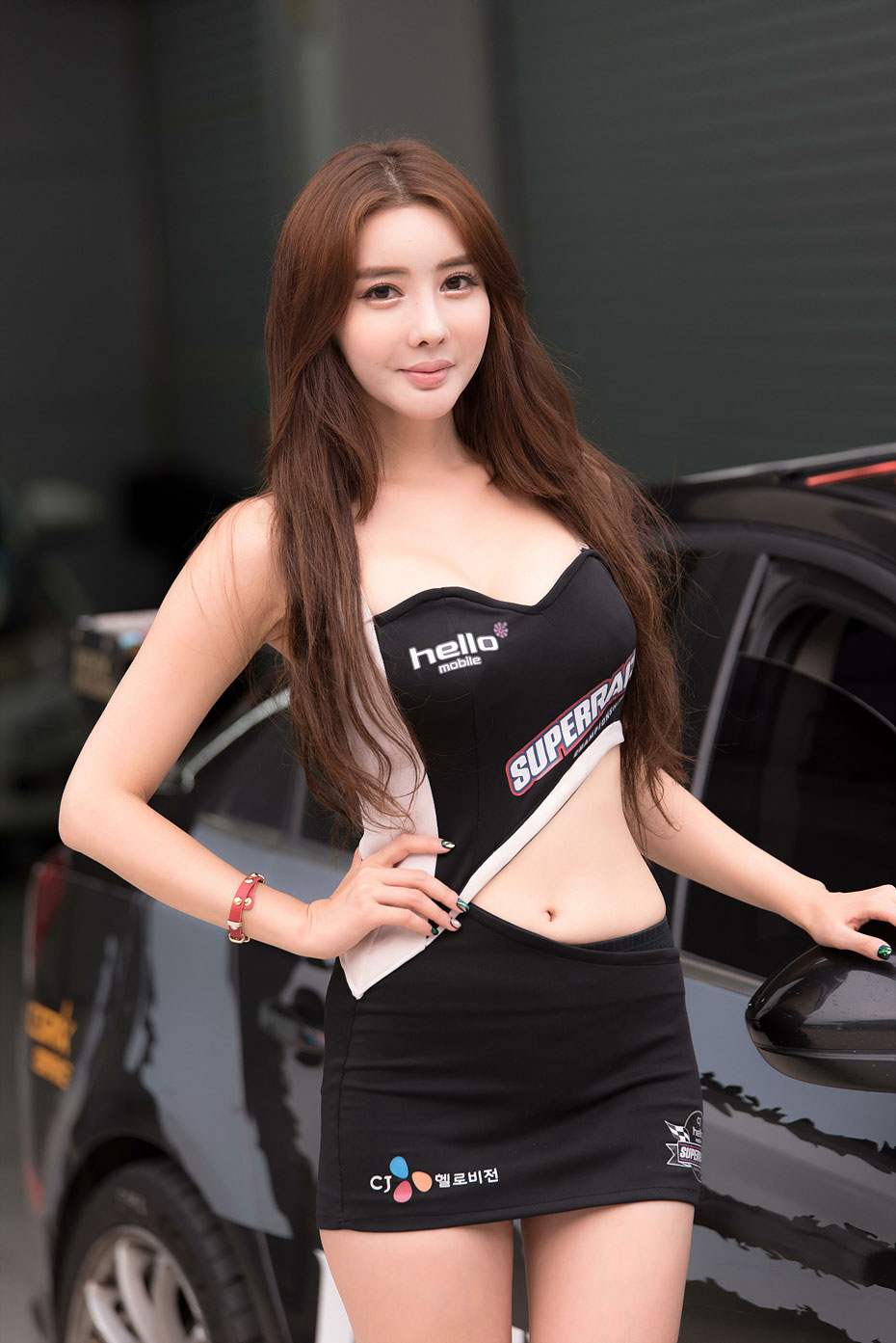 Choi Eun Ha CJ Super Race 2015