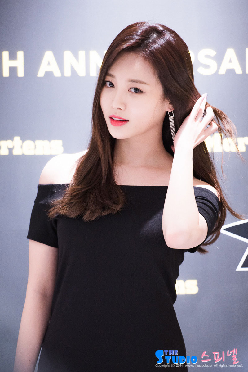 Kim Ah Young Dr Martens anniversary party