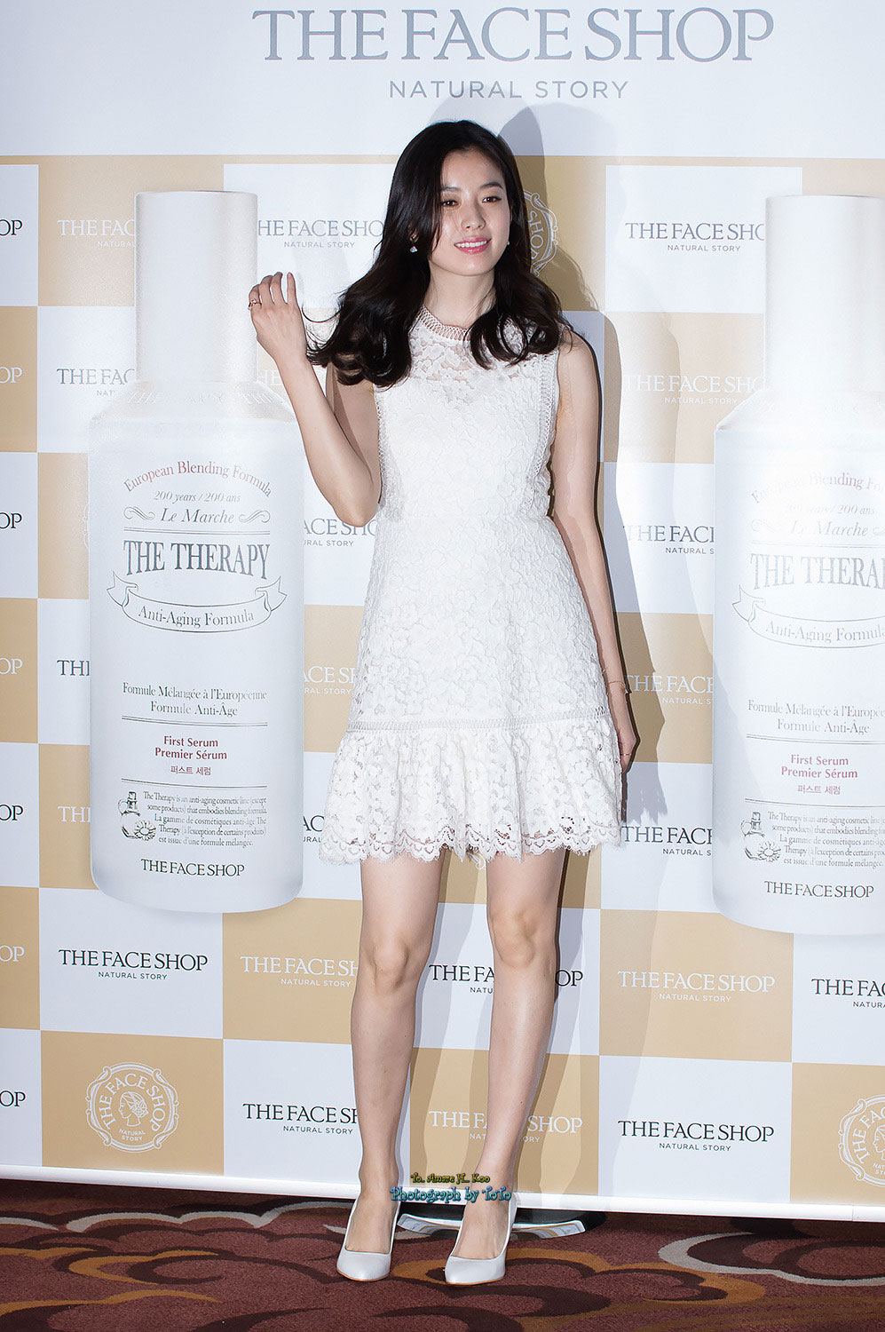 Han Hyo Joo The Face Shop promotion event
