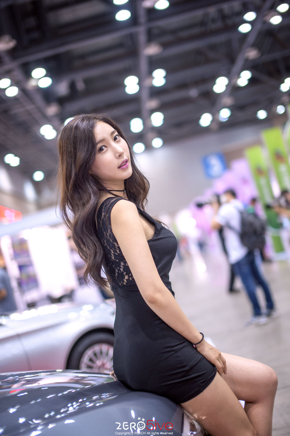Im Min Young Consumer Electronics Brand Show 2015