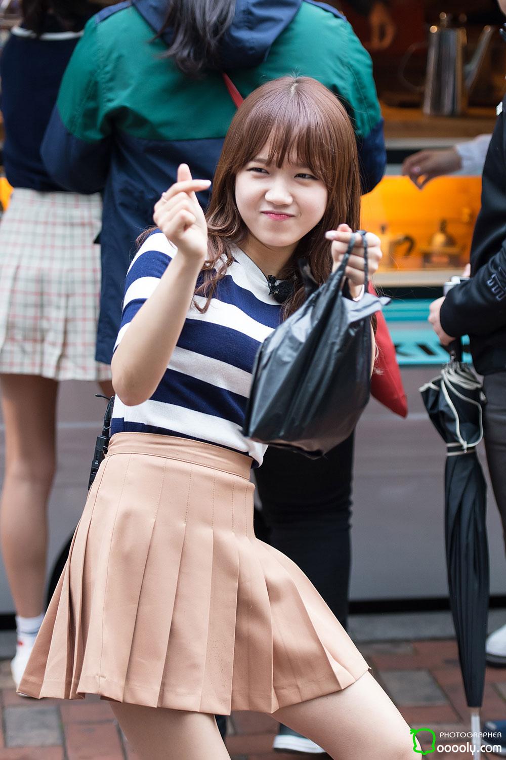 IOI Yujung coffee tea fanmeet event