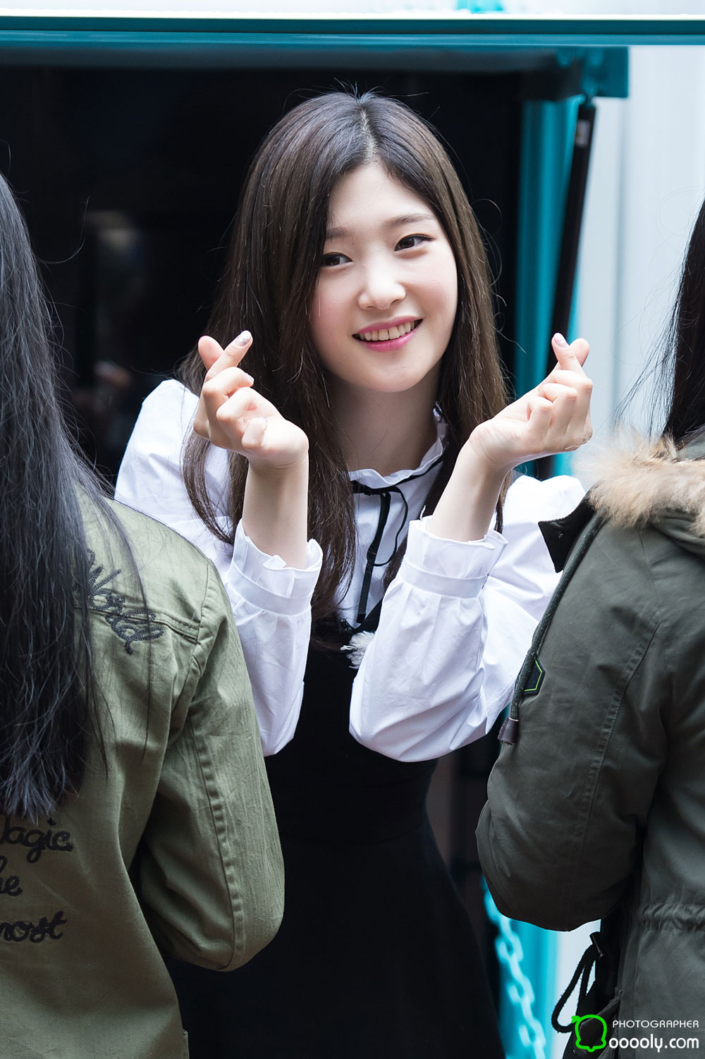 IOI Eunjung coffee tea fanmeet event