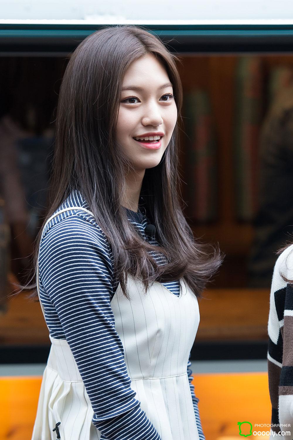 IOI Doyeon coffee tea fanmeet event