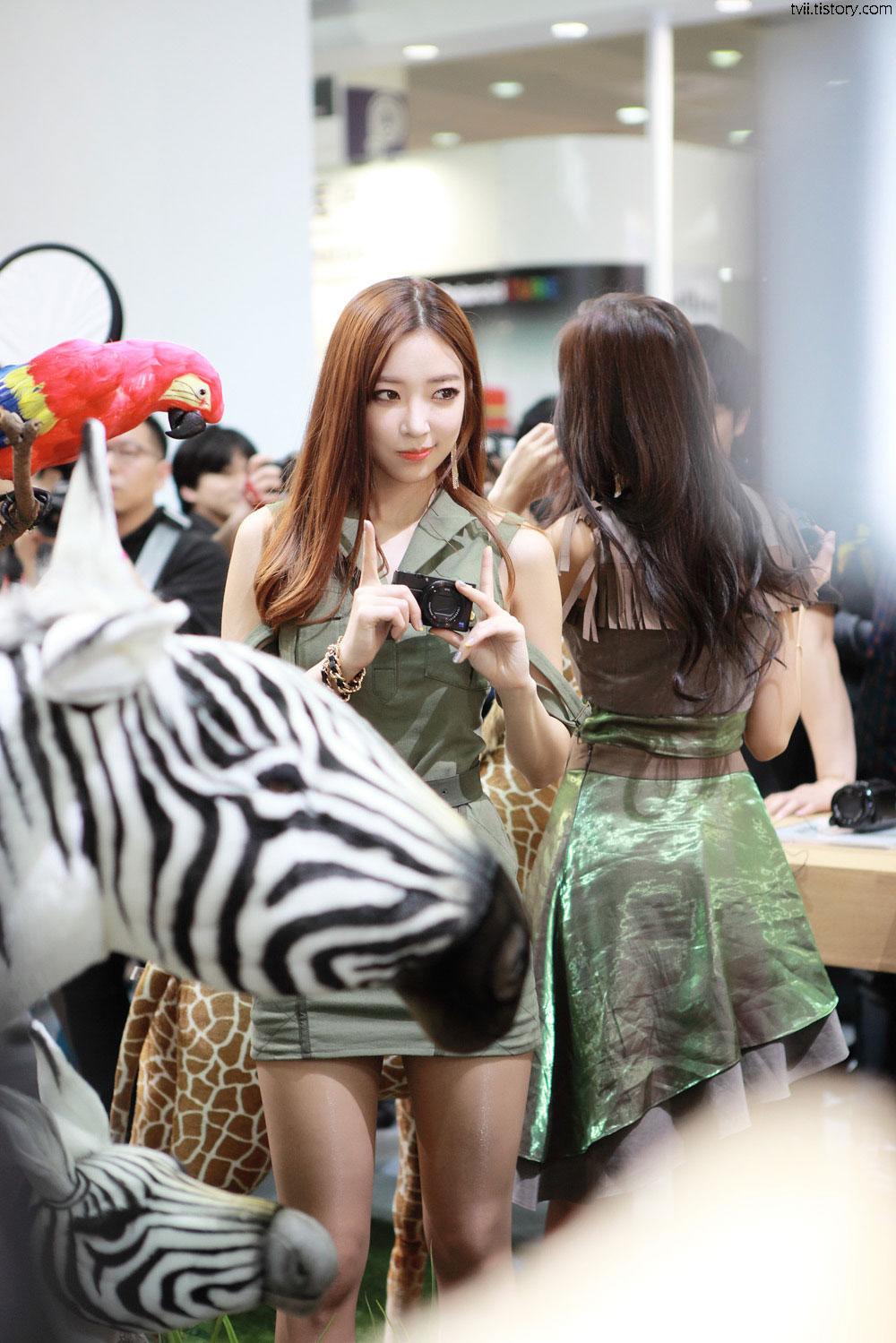 Kim Ha Na Photo Imaging 2015 SONY