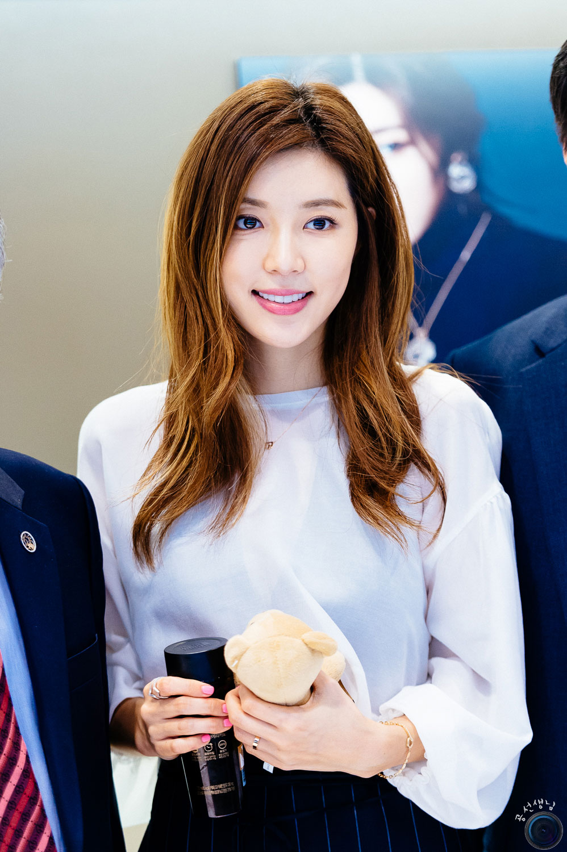 Park Han Byul Ganeshi fan signing event