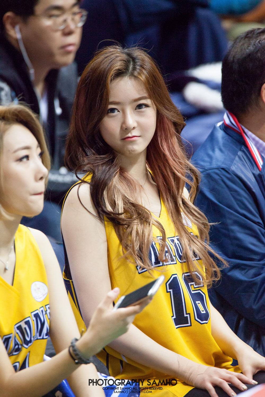 Rania Seulji Hanstar Celebrity Basketball Festival 2016