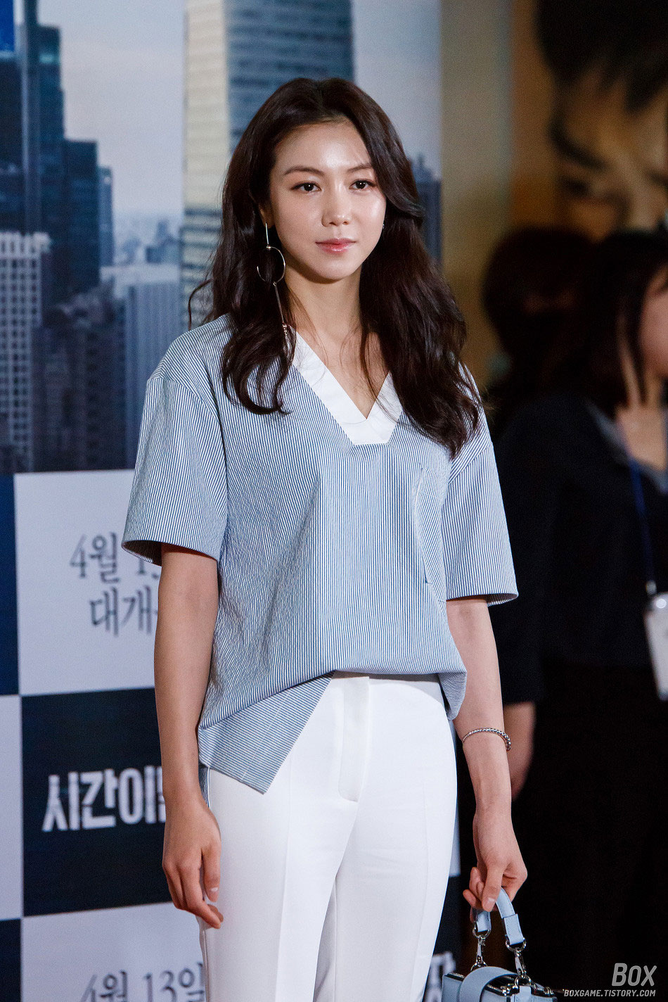 Kim Ok Bin Time Renegades movie premiere