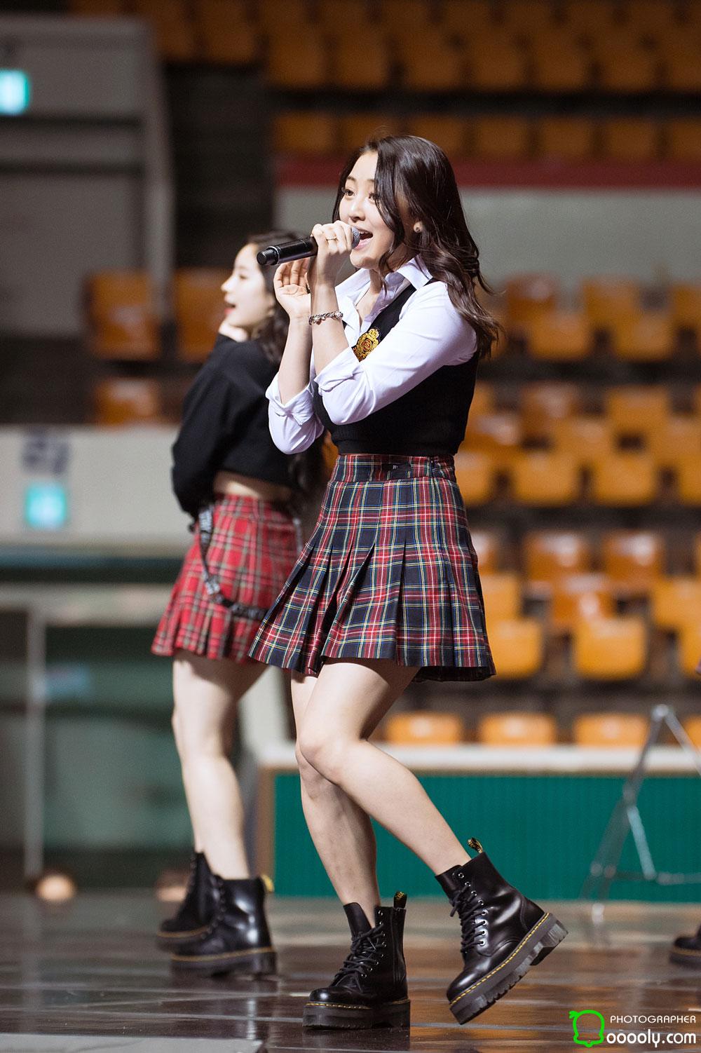 Twice Seoul Art College celebration ceremony