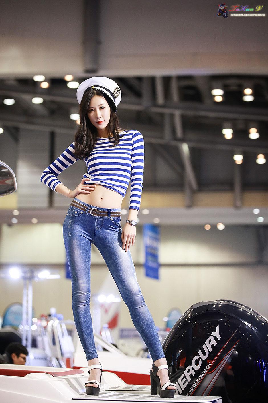 Yoon Hee Sung  Busan International Boat Show 2016
