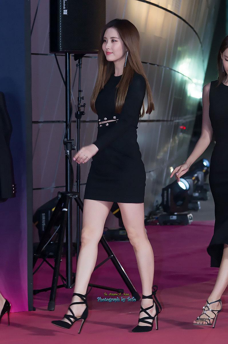 Girls Generation Seohyun Style Icon Asia 2016
