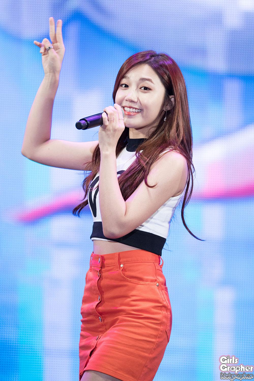 Apink Eunji Gyeongsangbuk-do Open Concert