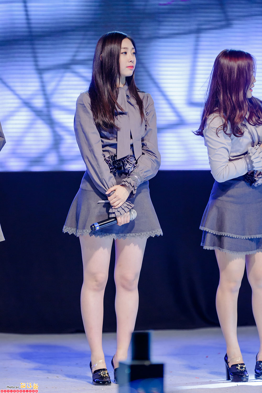 Lovelyz Jisoo Joongbu University Festival
