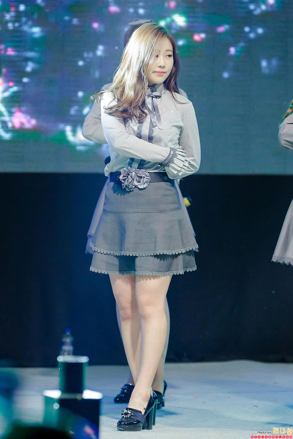 Lovelyz Babysoul Joongbu University Festival
