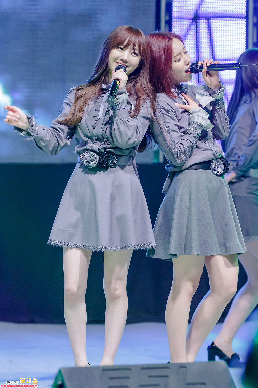 Lovelyz Kei Jin Joongbu University
