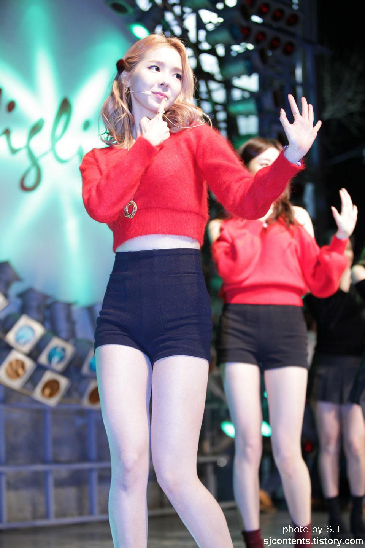 Stellar Hyoeun Dongdaemun Rookie Discovery Project