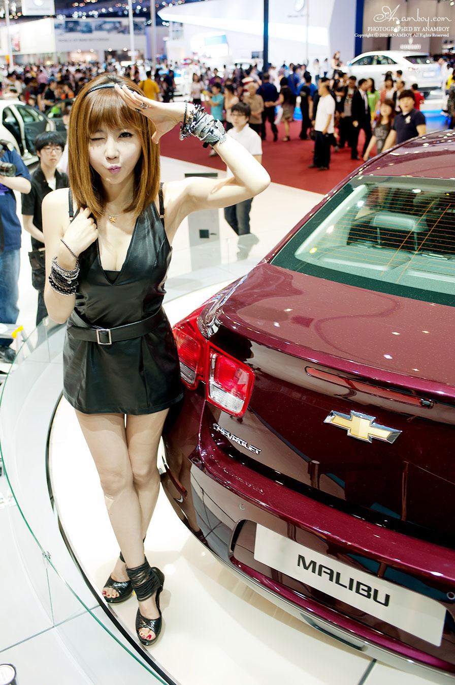 Choi Byul I Busan International Motor Show 2012