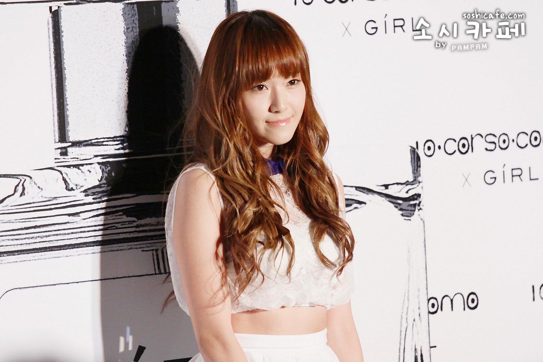SNSD Jessica Girls perfume event