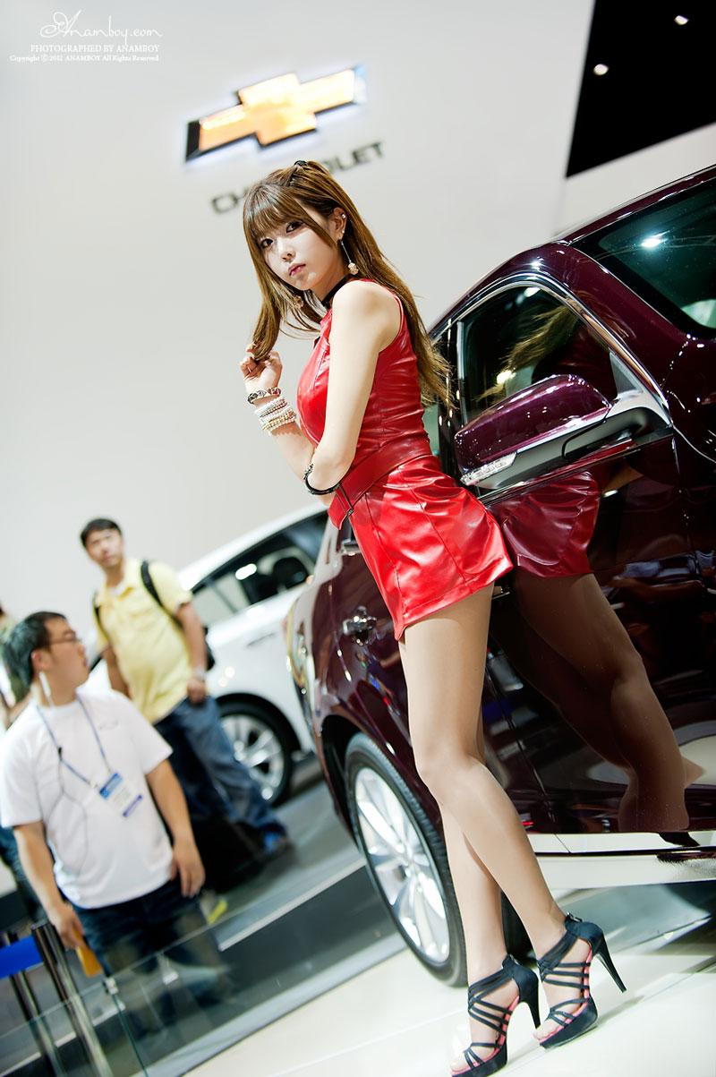 Heo Yun Mi BIMOS 2012