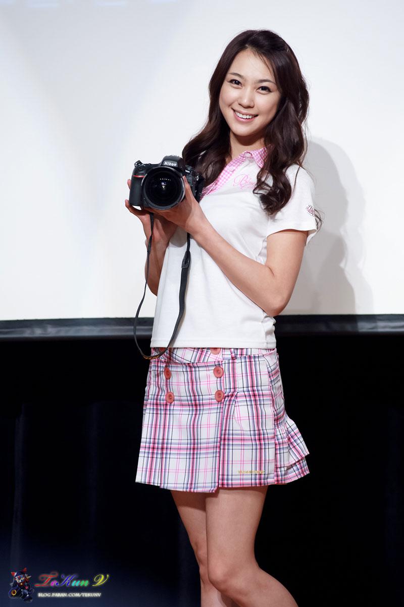 Ju Da Ha Nikon camera event