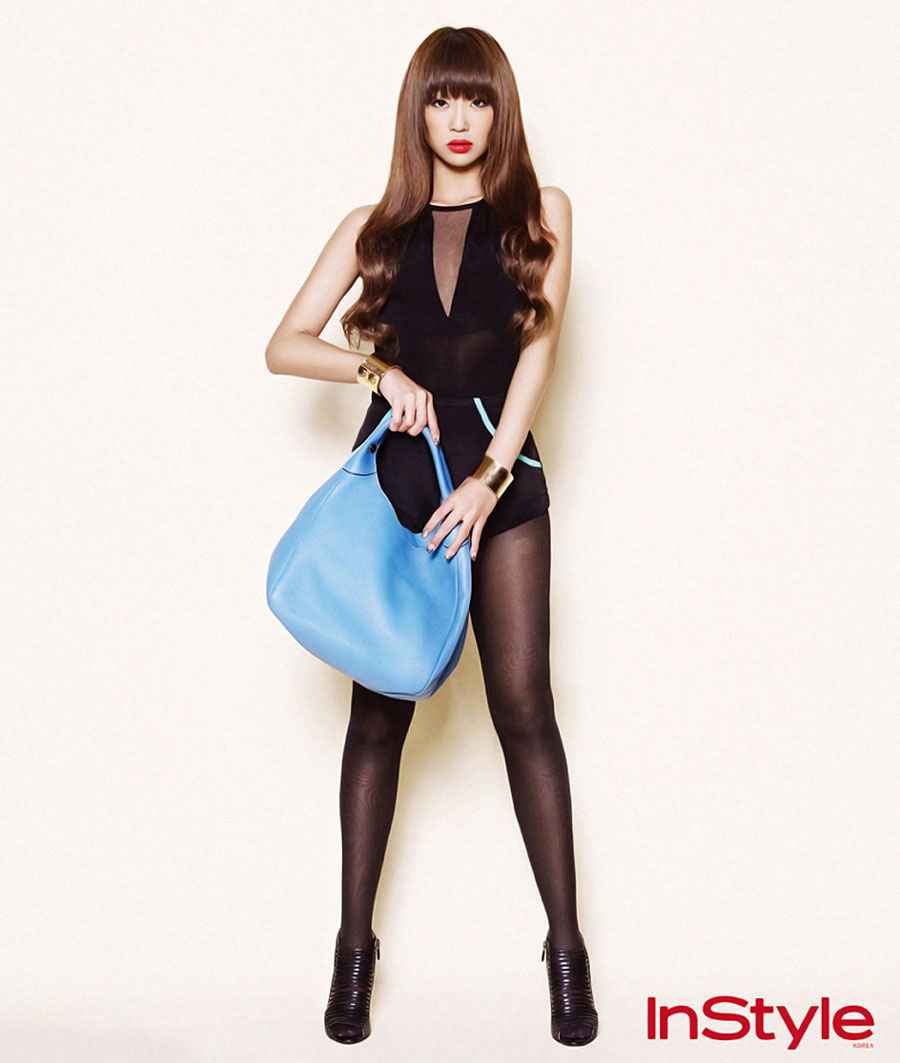 Sistar Korean Instyle Magazine