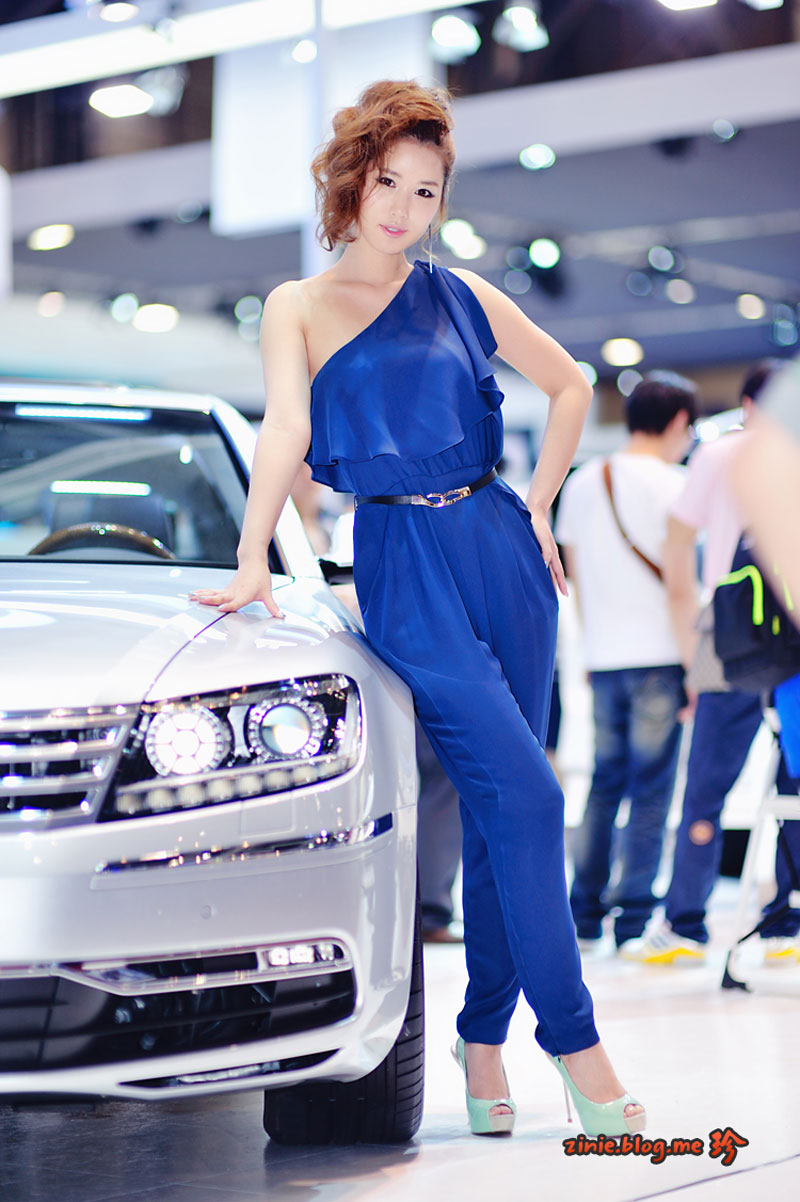 Song Jina Busan International Motor Show 2012